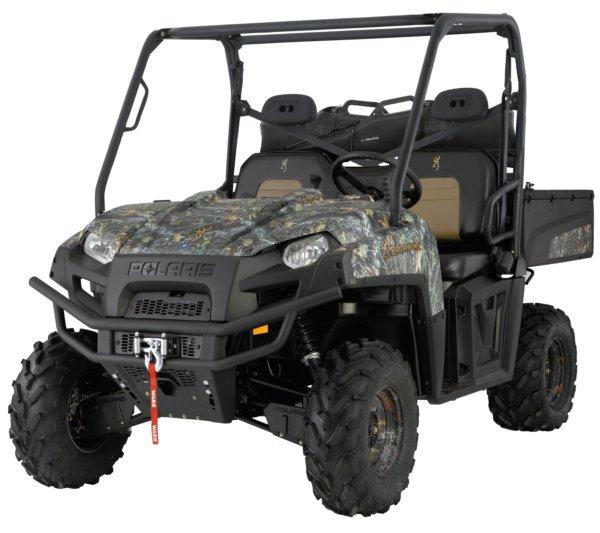 Avis quad POLARIS Ranger 800 XP