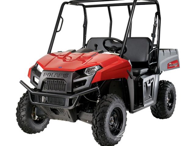 Avis quad POLARIS Ranger 400