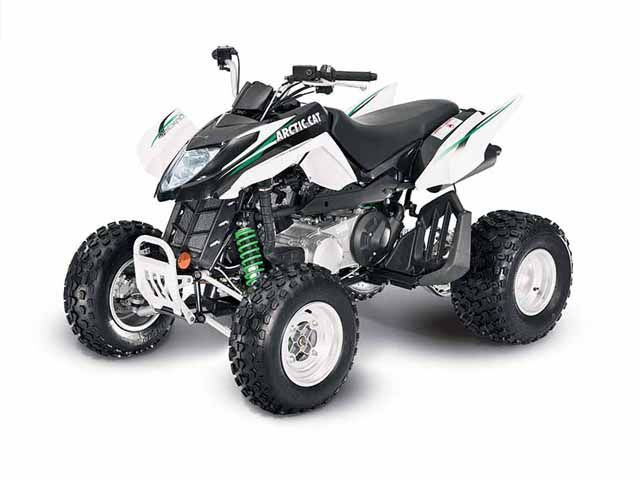 Avis quad ARCTIC CAT 300 DVX