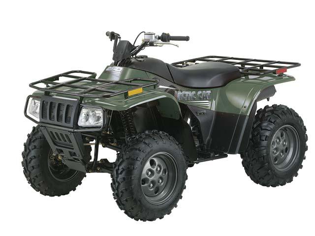 Avis quad ARCTIC CAT 250