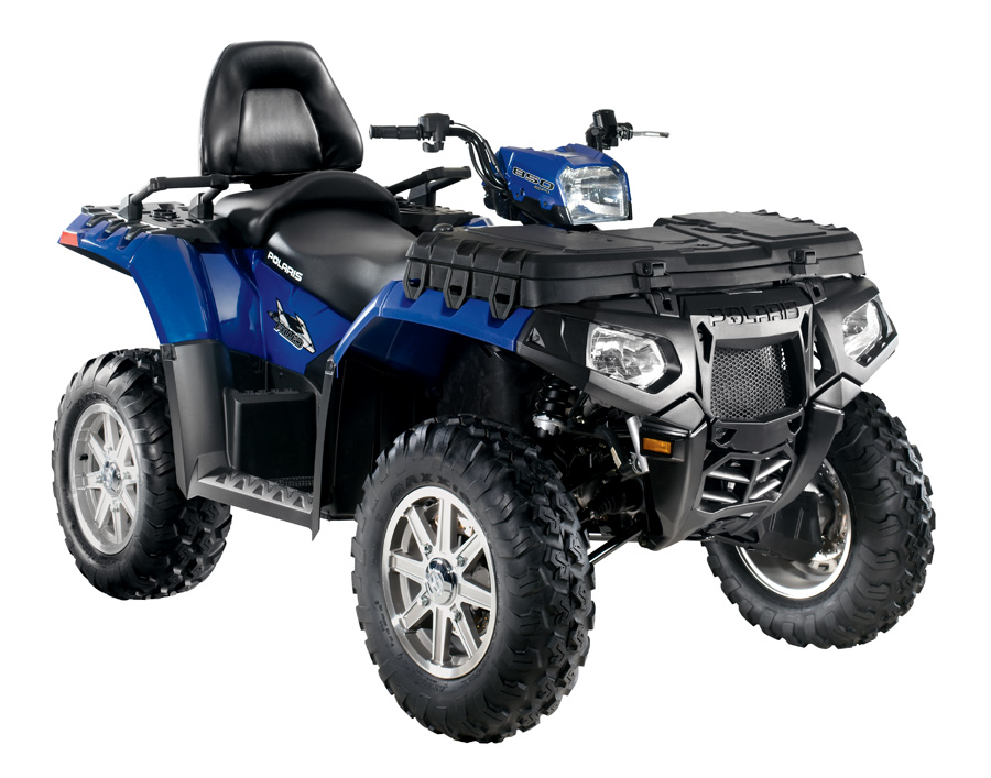 Avis quad POLARIS Sportsman 850 Touring EPS