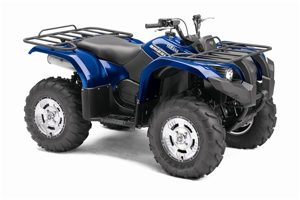 Avis quad YAMAHA Grizzly 450 EPS