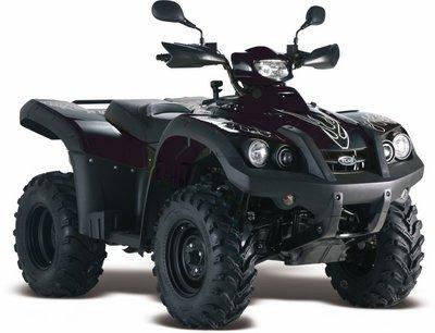 Avis quad TGB Avenger 500 R