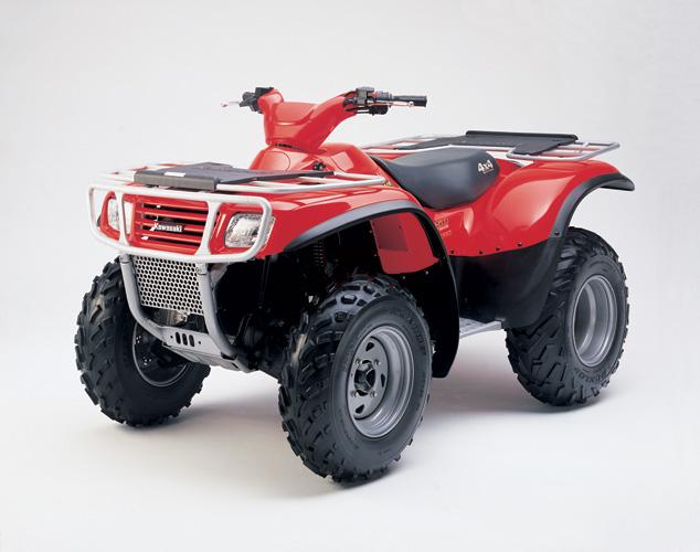 Avis quad Kawasaki KVF 650 4x4