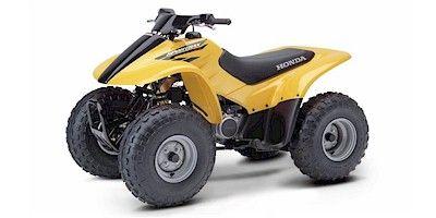 Avis quad HONDA Sportrax 90 EX