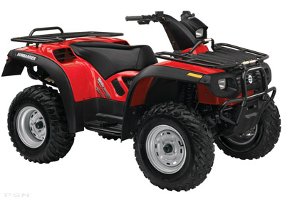 Avis quad CAN-AM Traxter 500 Auto