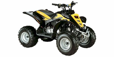 Avis quad E-TON Viper 90-R
