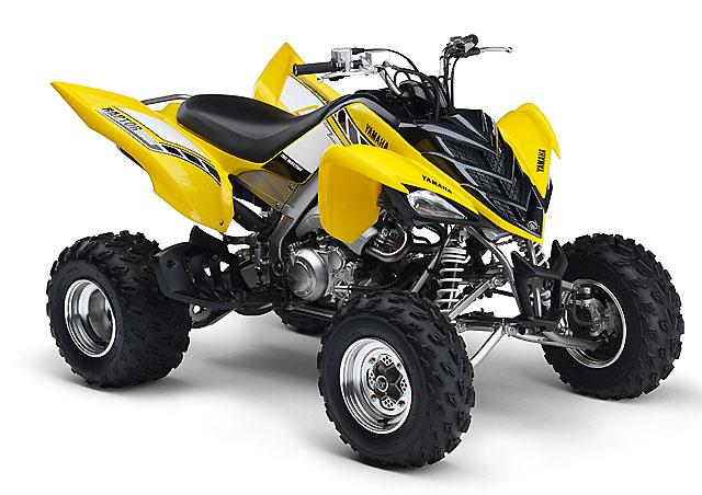 Avis quad YAMAHA YFM 700 Raptor
