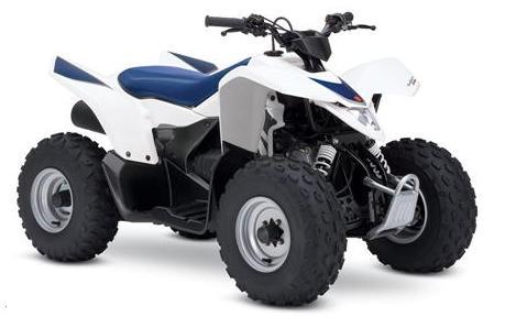 Avis quad Suzuki LT-Z 90 Quadsport