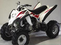 Avis quad HSUN 450 ATV-2