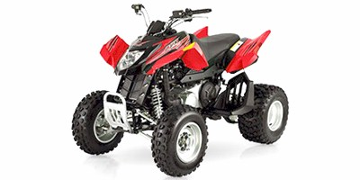Avis quad ARCTIC CAT 250 DVX