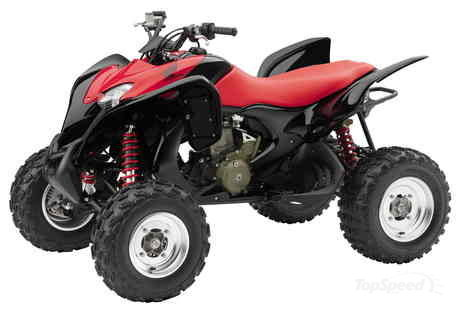 Avis quad HONDA Sportrax TRX 700XX