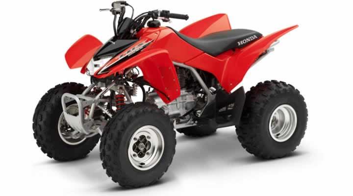 Avis quad HM HONDA TRX 250 EX