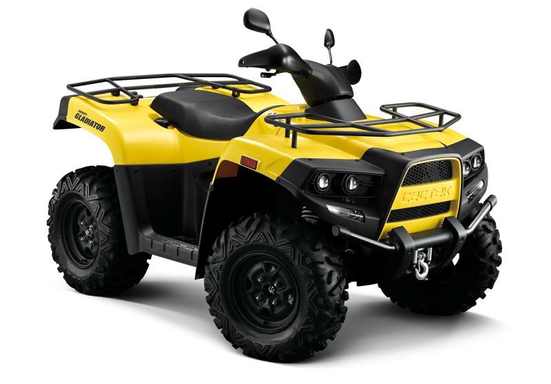 Avis quad CECTEK Gladiator 500 S