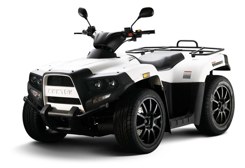 Avis quad CECTEK Quadrift 500 S
