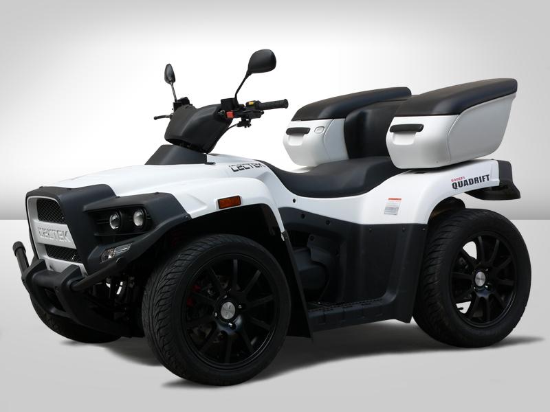 Avis quad CECTEK Quadrift 500 SX