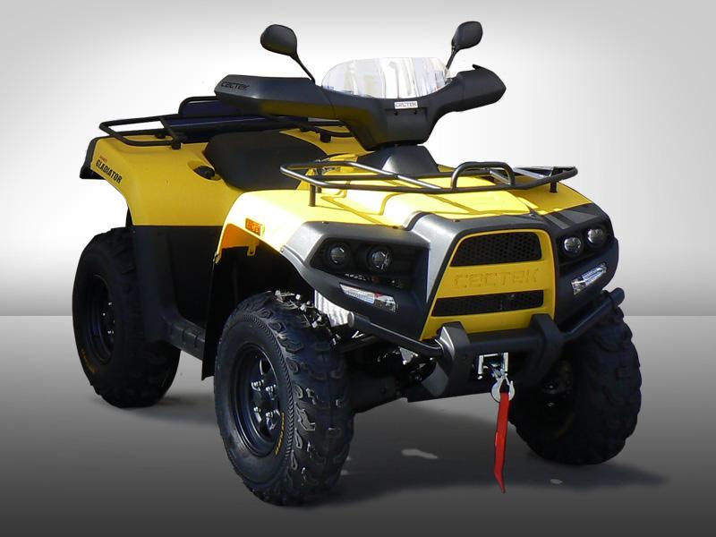 Avis quad CECTEK Gladiator 500 SX