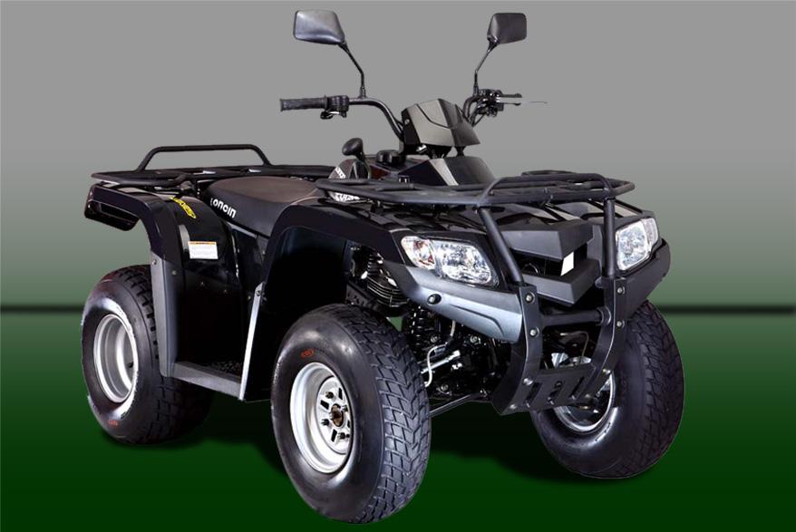 Avis quad LONCIN LX 200 4x2