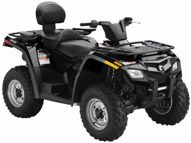 Avis quad CAN-AM Outlander 400 MAX