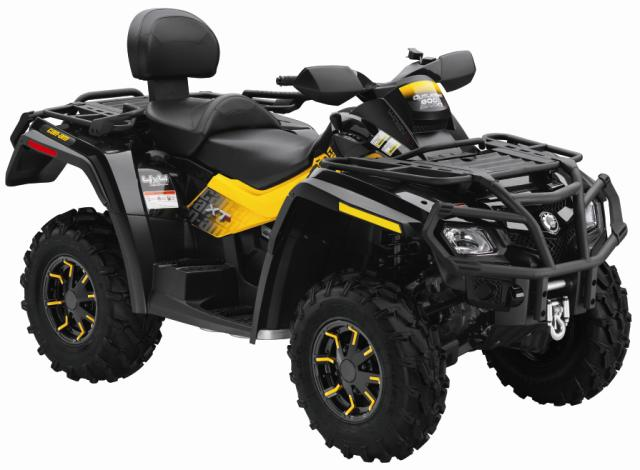 Avis quad CAN-AM Outlander 800R MAX XT-P
