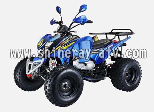 Avis quad SHINERAY XY200ST-9