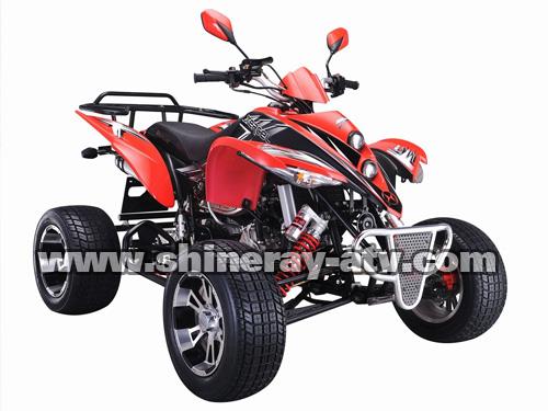 Avis quad SHINERAY XY250ST-9C