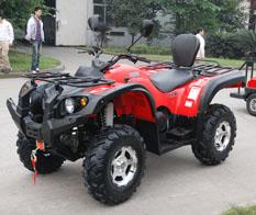 Avis quad HSUN HS800 ATV