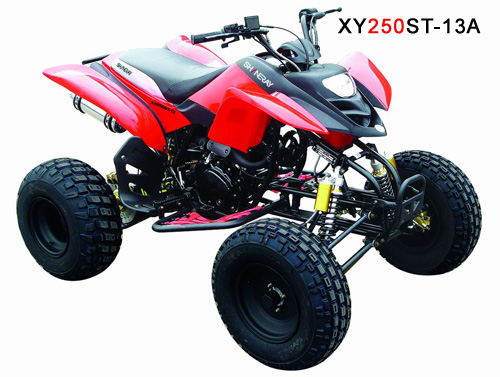 Avis quad SHINERAY XY250ST-13A