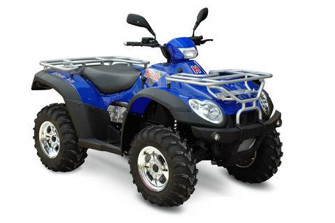 Avis quad Hytrack HY 550