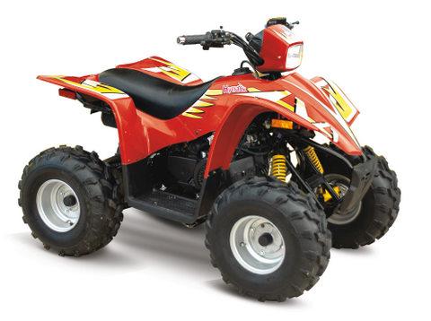 Avis quad Hytrack HY 80XLX
