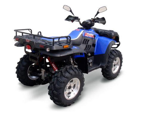 Avis quad Hytrack HY 400 4x2