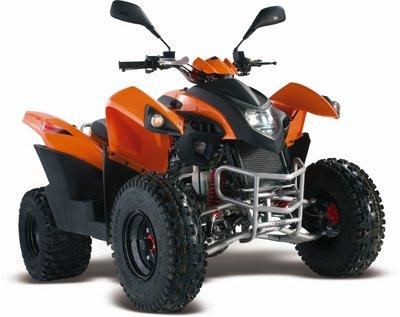 Avis quad ADLY 320 S