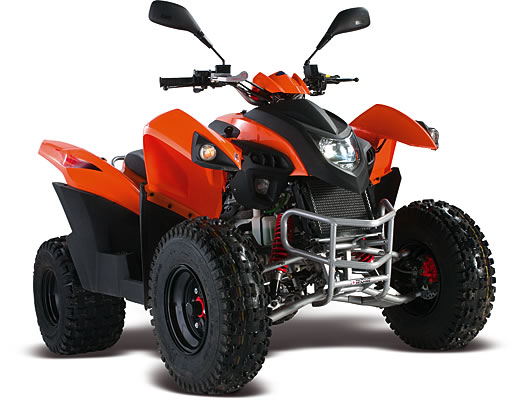 Avis quad ADLY 320 S Racing