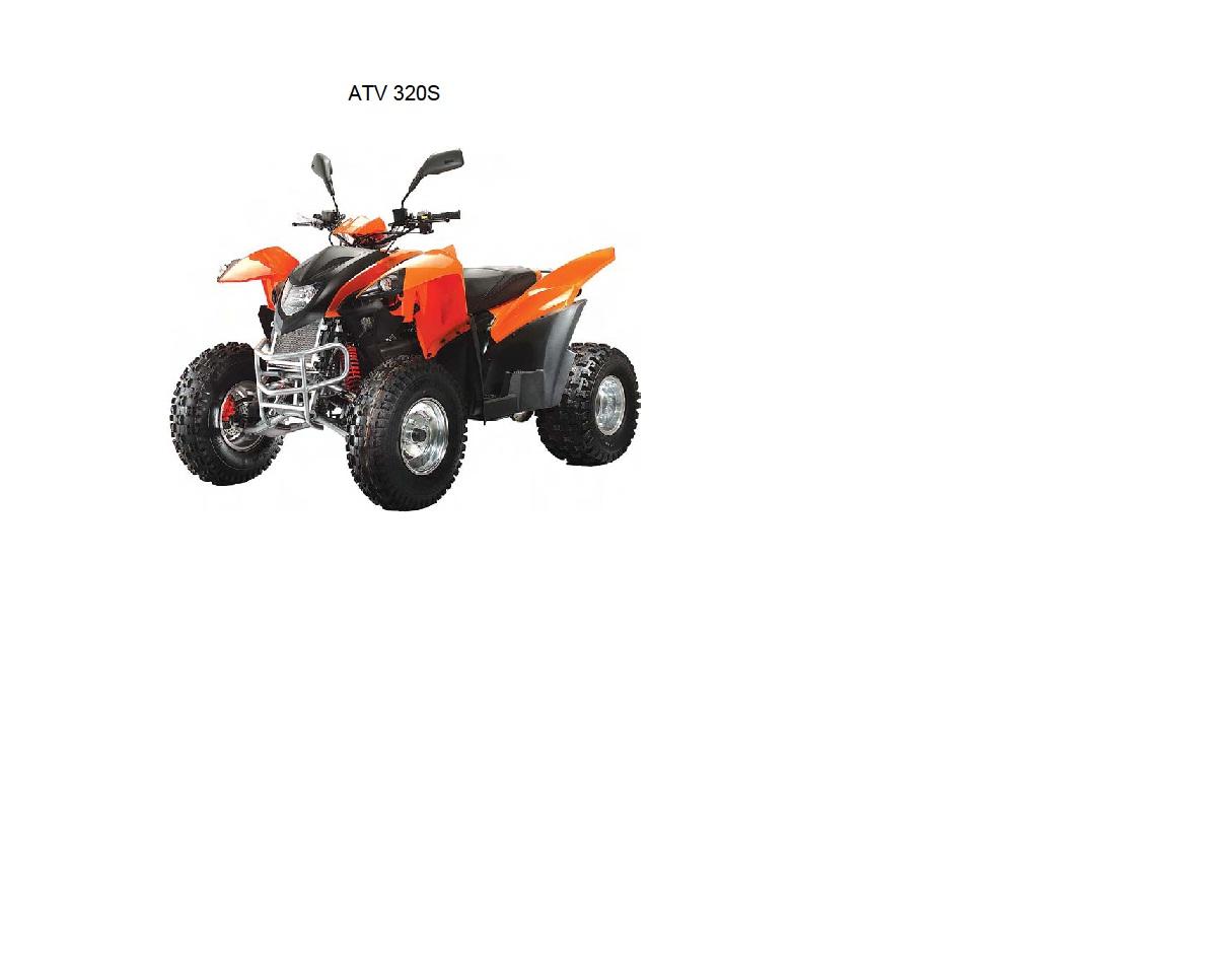 Avis quad RPS 320S