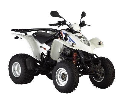 Avis quad Kymco MAXXER 250