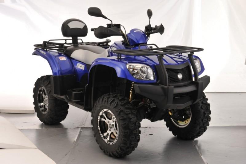 Avis quad GOES 520 Limited
