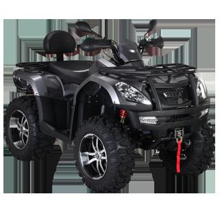 Avis quad GOES 625i Limited