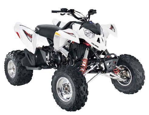 Avis quad POLARIS Outlaw 500 E