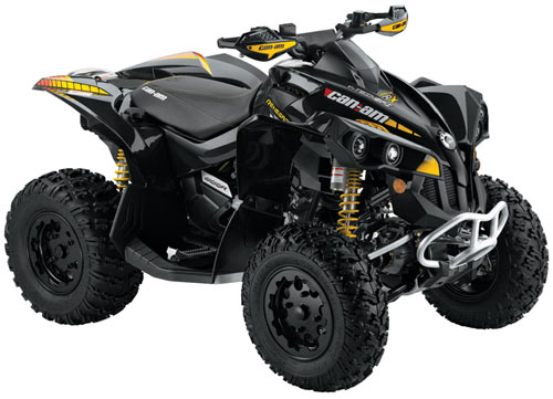 Avis quad CAN-AM Renegade 800R X