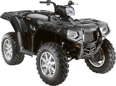 Avis quad POLARIS Sportsman 850 XPS