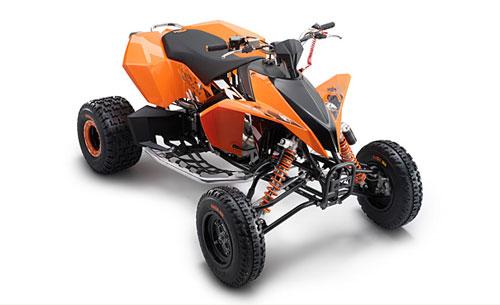 Avis quad KTM 450 SX-F