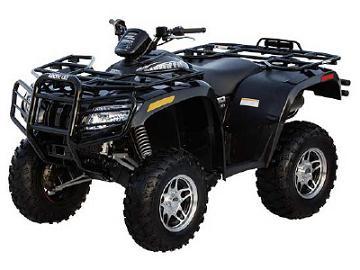 Avis quad ARCTIC CAT 650 H1 EFT