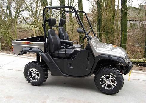 Avis quad CF MOTO UTV Rancher 500