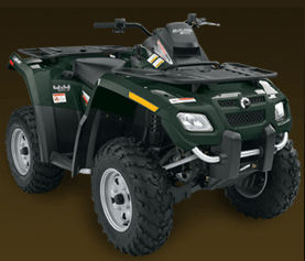 Avis quad CAN-AM Outlander 800