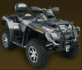 Avis quad CAN-AM Outlander 800 MAX