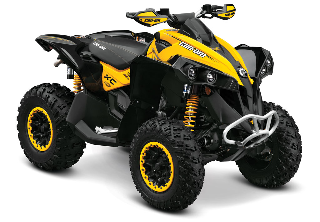 Avis quad CAN-AM Renegade 1000 X xc