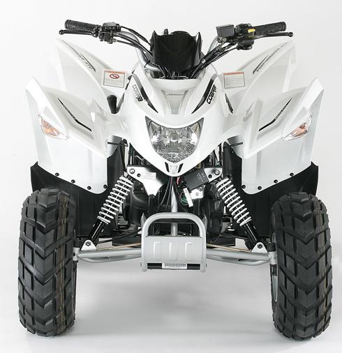 Avis quad AEON Cobra 50