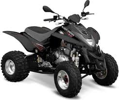 Avis quad DINLI DL 801 350 HR