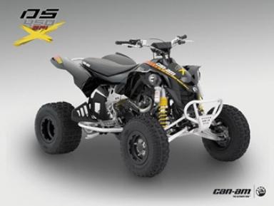 Avis quad CAN-AM DS 450 X