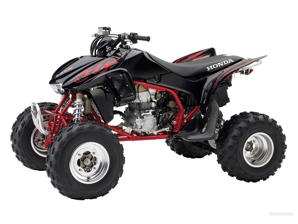 Avis quad HM HONDA TRX 450 ER